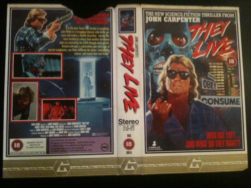 Alternative VHS Covers