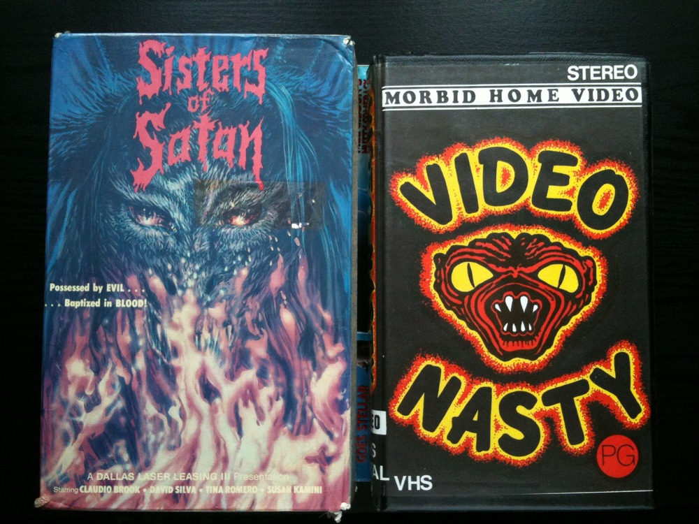 (Re)wound up in a Video Store