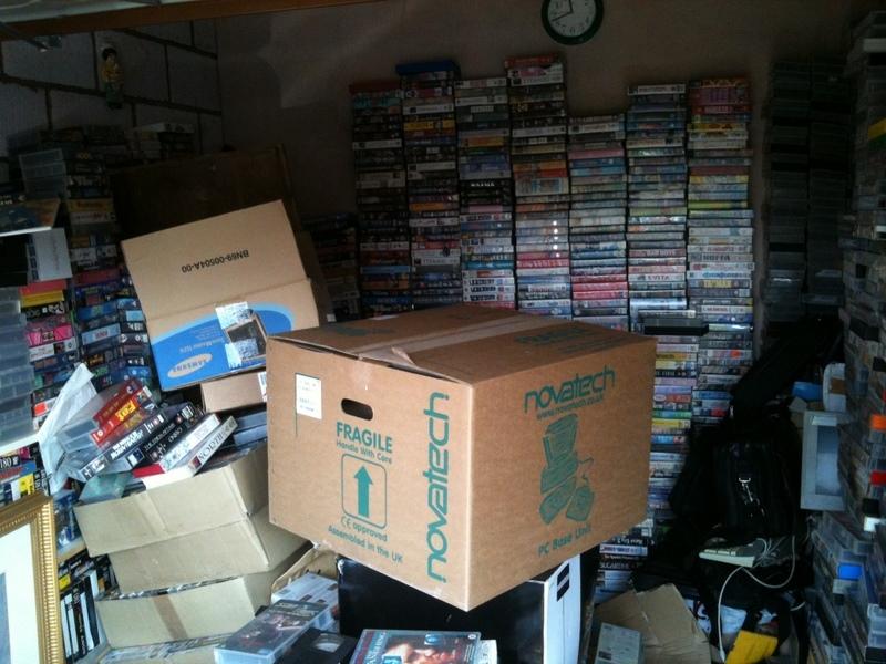 VHS Haul: Garage Sale