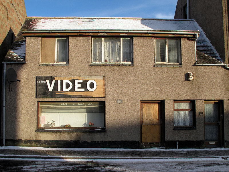 A Collection of Video Stores