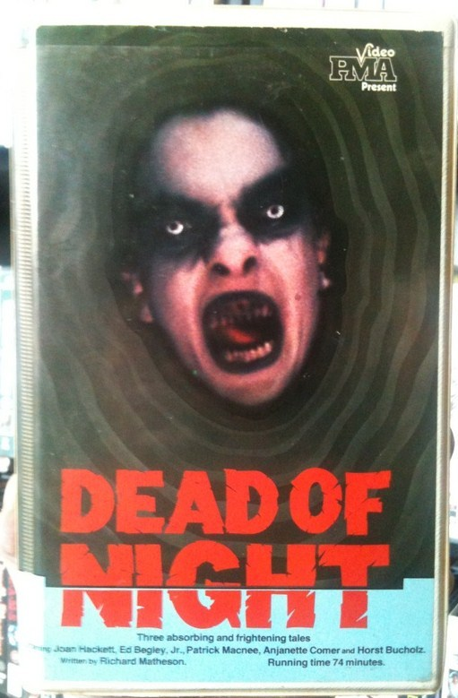 Gallery of Horror VHS - Sold