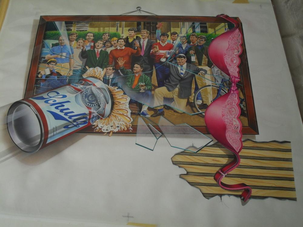 Animal House - Original Artwork