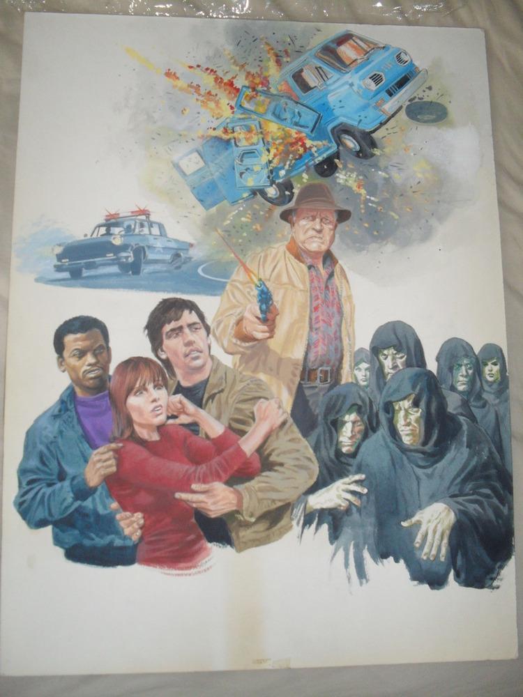 Midnight (1982) - Original Artwork