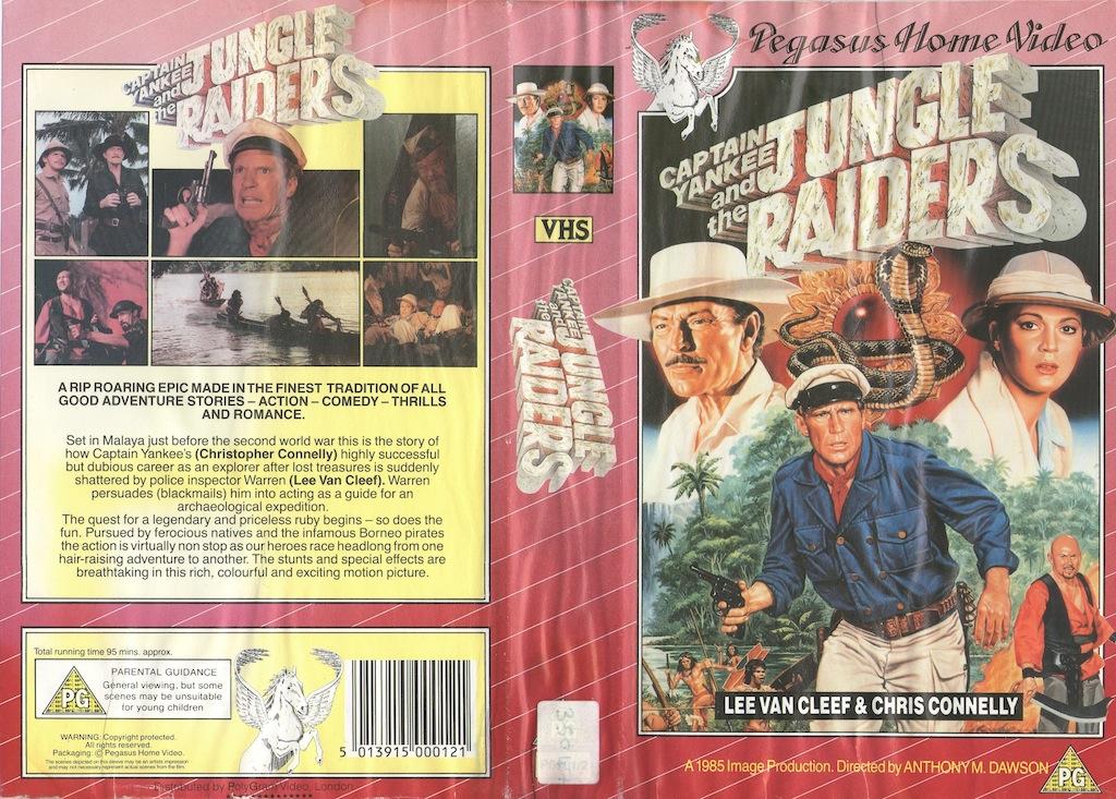 Captain Yankee and the Jungle Raiders