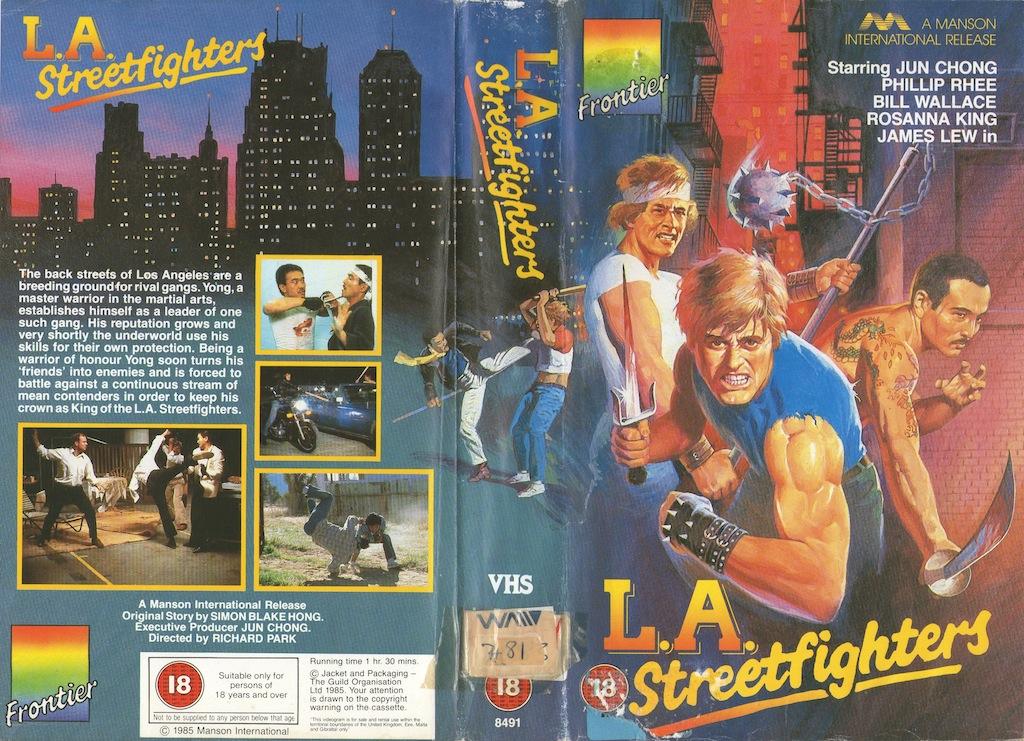 LA Streetfighters