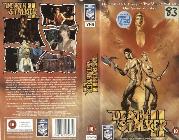 Death Stalker II