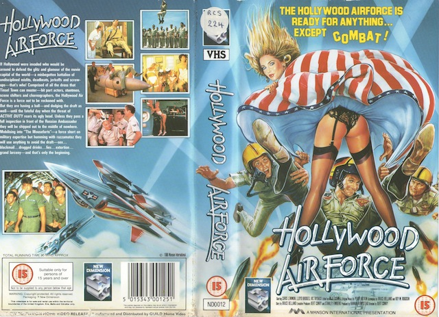 Hollywood Air-Force