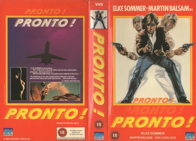 Pronto (Renown-Video)
