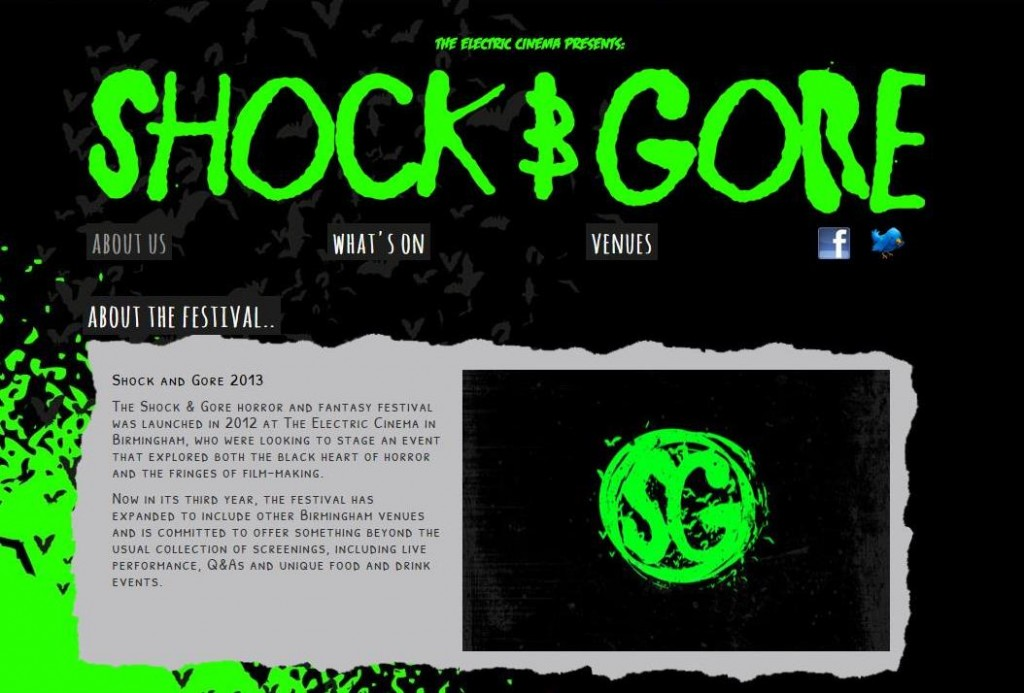 Shock and Gore